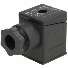 Buschjost socket max. 250V AC, max. 3.0A with rectifier