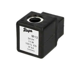 solenoid spool Rapa M 13 24 V DC
