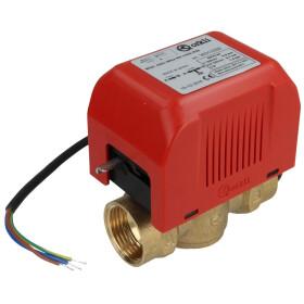 """2-way motor valve 1"""" i-i, w/o limit switch, 220 V"""