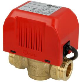 "2-way motor valve 1"" ET without limit switch 220 V"
