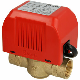 "2-way motor valve ¾"" i-i, with limit switch,..."