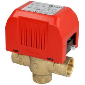 "3-way motor valve 3/4"" FF-FF, w/o limit switch"