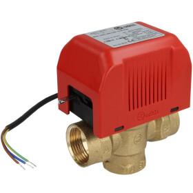 3-way motor valve w/o limit switch