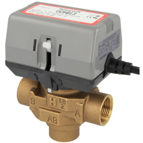 """3-way valve 3/4"""" IT VC6013MH6000 Honeywell without..."""