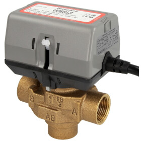 """3-way valve 3/4"""" IT VC6613MH6000 Honeywell with..."""