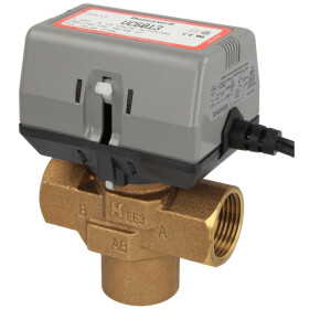 """3-way valve 1"""" IT VC6013MP6000 Honeywell without..."""