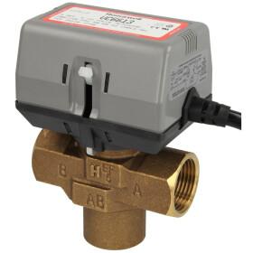"3-way valve 1"" IT VC6613MP6000 Honeywell with limit..."