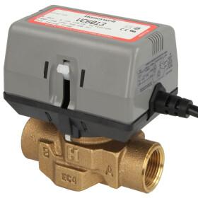 "2-way VC valve 1"" IT VC6013AP1000 Honeywell without..."