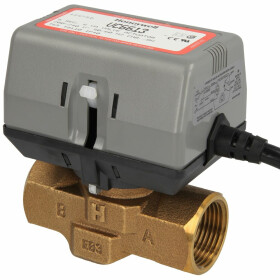 "2-way VC valve 1"" IT VC6613AP1000 Honeywell with..."