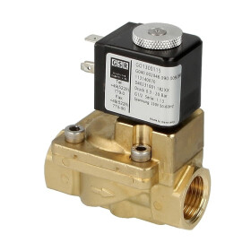 """Magnetic valve GSR D4027/1006/.032 1 1/2"""", 230V, 50 Hz"""