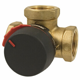 "ESBE Mixing valve 3-way 1 1/2"" IT DN 40 brass 11603400"
