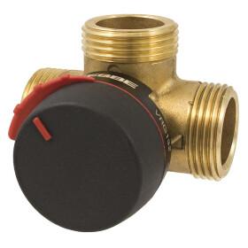 "ESBE 3-way mixing valve 1 1/2"" ET DN 32, brass 11602600"