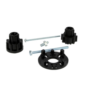 Mounting sets for OEG actuator STM ACTION for Esbe...