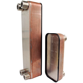 OEG plate heat exchanger T80 with 40 plates