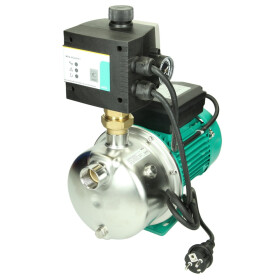 Wilo garden pump FWJ 204-EM/3 1,100 watts with automatic...