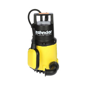 Zehnder submersible waste water pump ZPK 30 A with float...