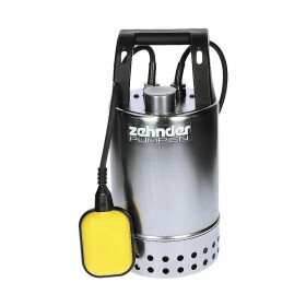 Zehnder submersible waste water pump stainless steel E-ZW...