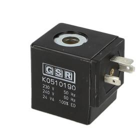 Coil-1012, 24 V DC, 18.5 Watt, IP 65, 100 % duty time
