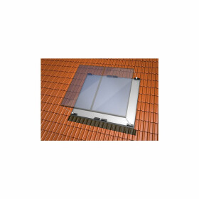In-roof basic set 4plus 2 vertical