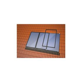 Single-sheet in-roof extension set 4plus tiles 1 vertical...