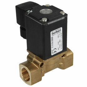 """2/2-way magnetic valve type 0290, 1"""", WRC approval"""