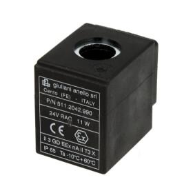 Coil 24 V/50 Hz, suitable for EV magnetic valves...