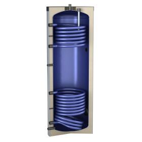 OEG solar storage tank TWS 200-2 with 2 smooth-pipe heat...