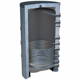 OEG buffer storage tank 3,000 litres with 1 smooth-pipe...