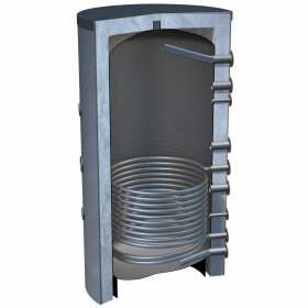 OEG buffer storage tank 4,000 litres with 1 smooth-pipe...