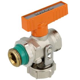 "Simplex KFE ball valve ½"" solar F10647"