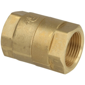Solar check valve DN 20 cannot be opened
