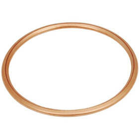 Copper seal, EN5.003.48, for immersion heaters