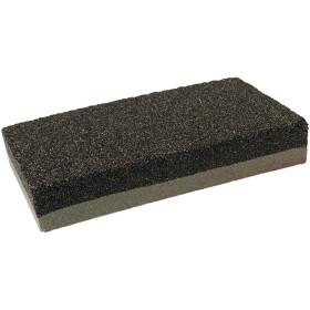 Whetstone silicium carbide 150x80x25 mm grain size 80/24