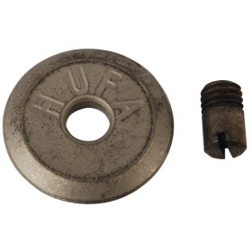 HM spare wheel with axis