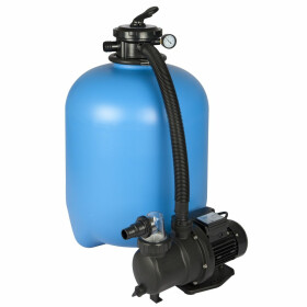 Midas Sand filter system ECO 300M with SPS 75 - 1 MM300