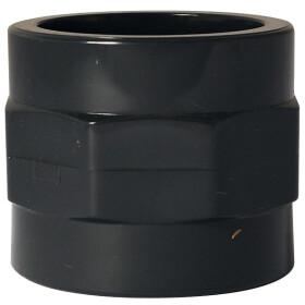 "PVC transition sleeve 50 mm x 11/2"" IT"