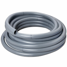 PVC adhesive hose PN6 internal Ø 43 x external...