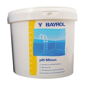 Bayrol ph - Minus 6-kg bucket