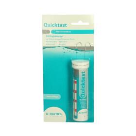 Bayrol Quick test pH measuring strips
