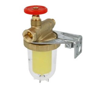 Oventrop Heating oil filter, single-line Oilpur Siku,...
