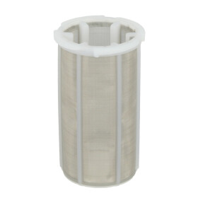Stainless steel fuel oil filter insert