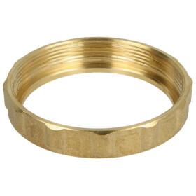 Lock nut, fuel oil filter f. filter cup