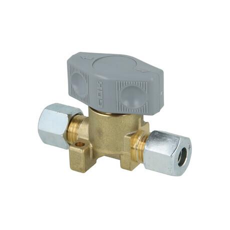 Quick acting valve Truma 8 x 8
