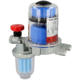 Afriso fuel oil de-aerator FloCo-TOP-1K with filter