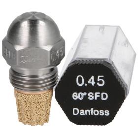 Öldüse Danfoss 0,45-60 SFD