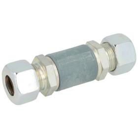 Isolier-Trennverschraubung 18 x 18 mm