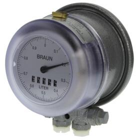 Oil meter HZ3 calibrated