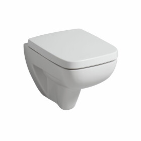 Keramag Renova Nr.1 Comprimo wall-mounted washdown toilet...