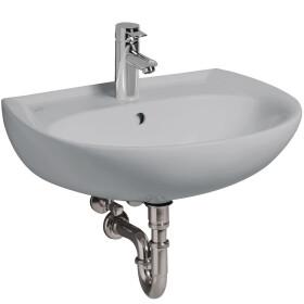 Keramag Washbasin Renova Nr.1 manhattan 600 x 490 mm...