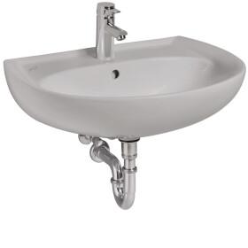 Keramag Washbasin Renova Nr.1 manhattan 650 x 510 mm...